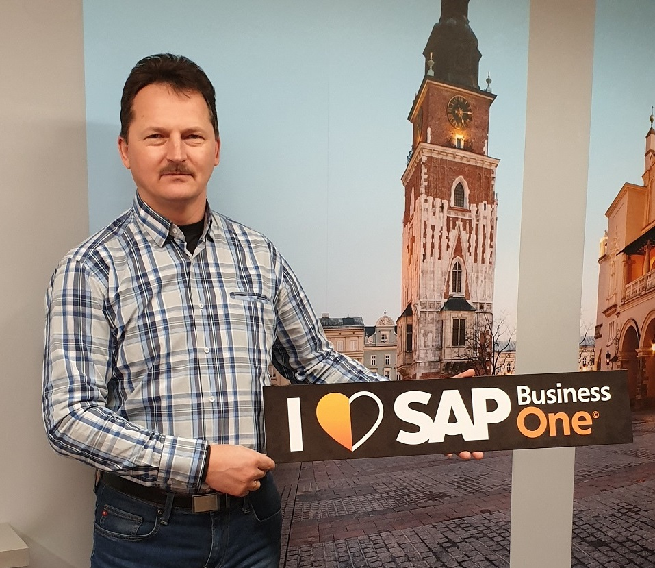 Branża budowlana wdraża SAP Business One