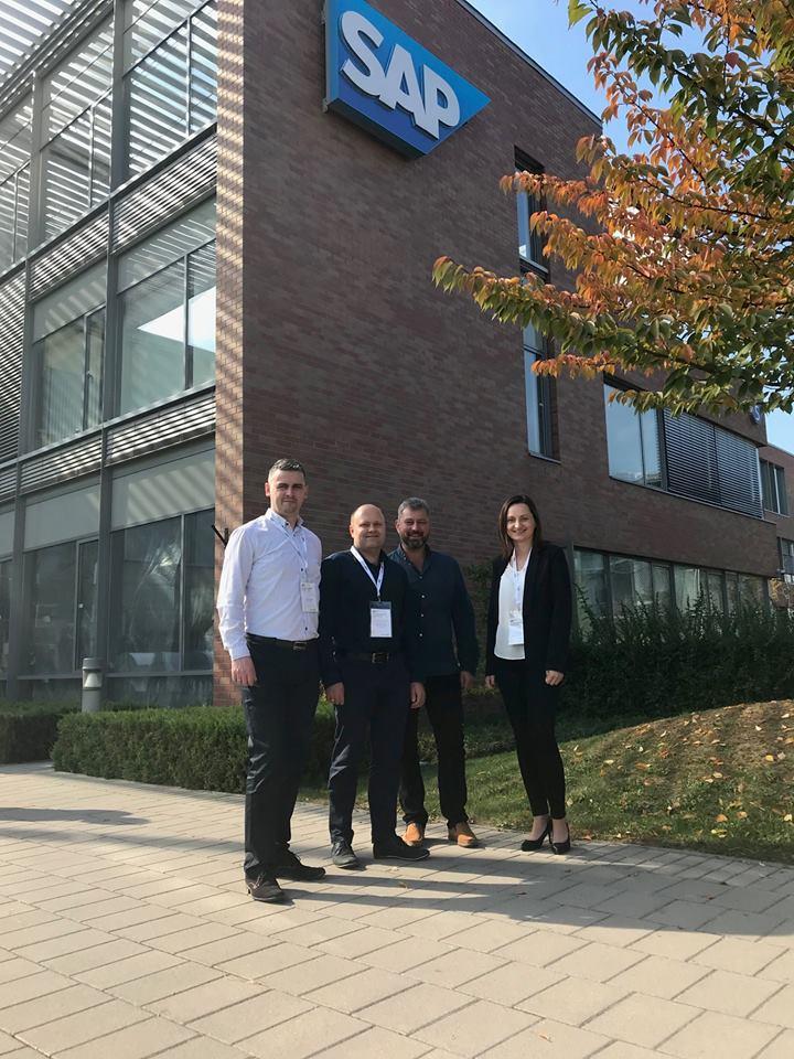 Altab Złoty Partner SAP, SAP Business One summit CEE