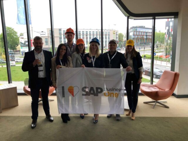 Relacja z SAP Business One Roadshow 2019 w Krakowie
