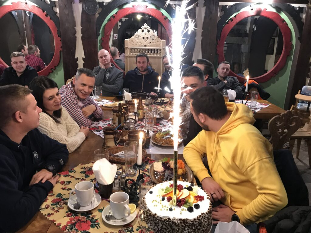 Altab Snow Party - Partner SAP - góry