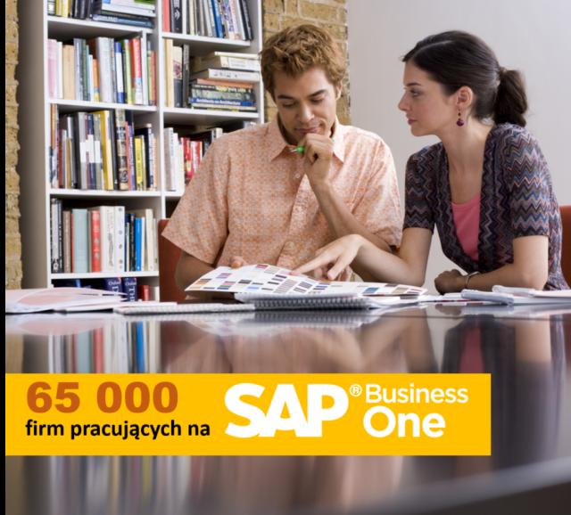 Z SAP Business One korzysta już 65 000 firm!
