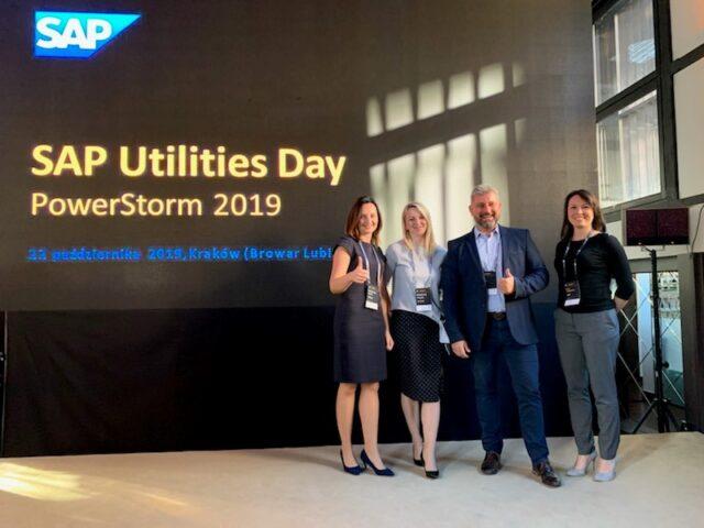 Spójne środowisko informatyczne SAP dla branży Utilities