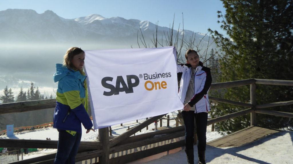 Flaga SAP Business One - Altab na stoku
