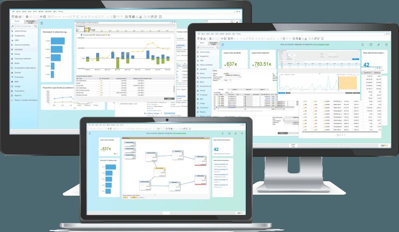 Kluczowe możliwości SAP Business One