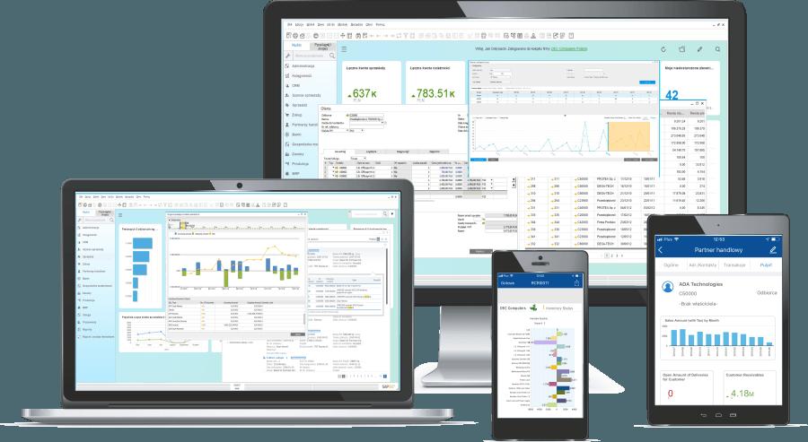 SAP Business One - innowacyjna platforma ERP integrująca wszystkie procesy w firmie