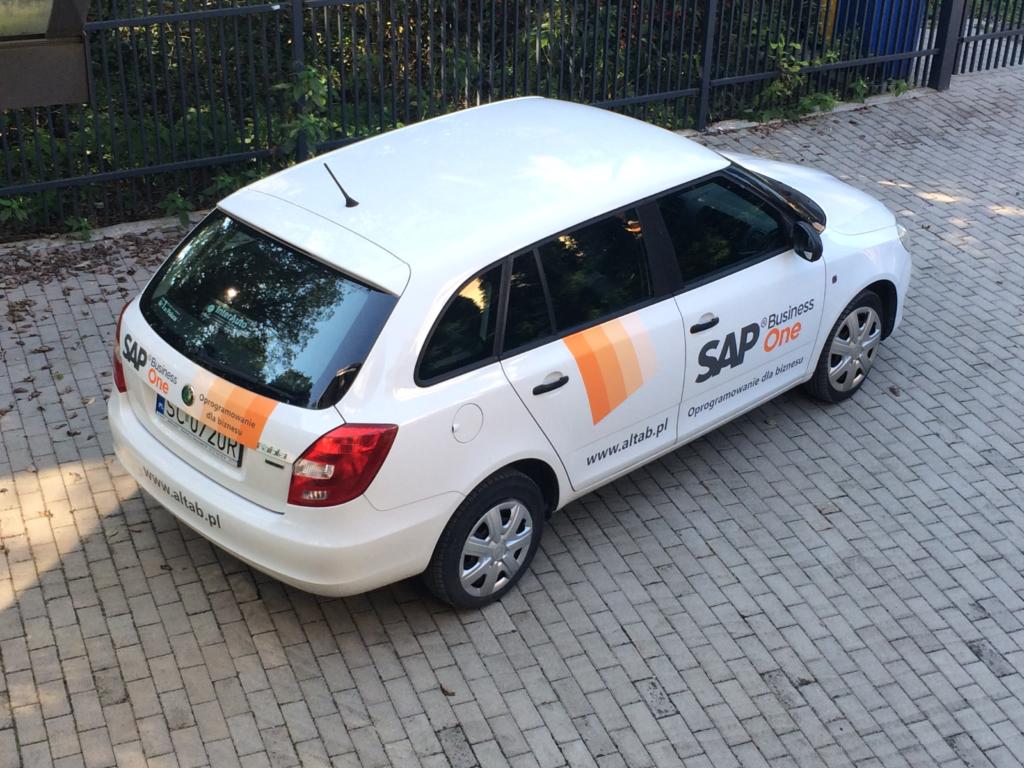 SAP Business One koszty samochodów nowe limity