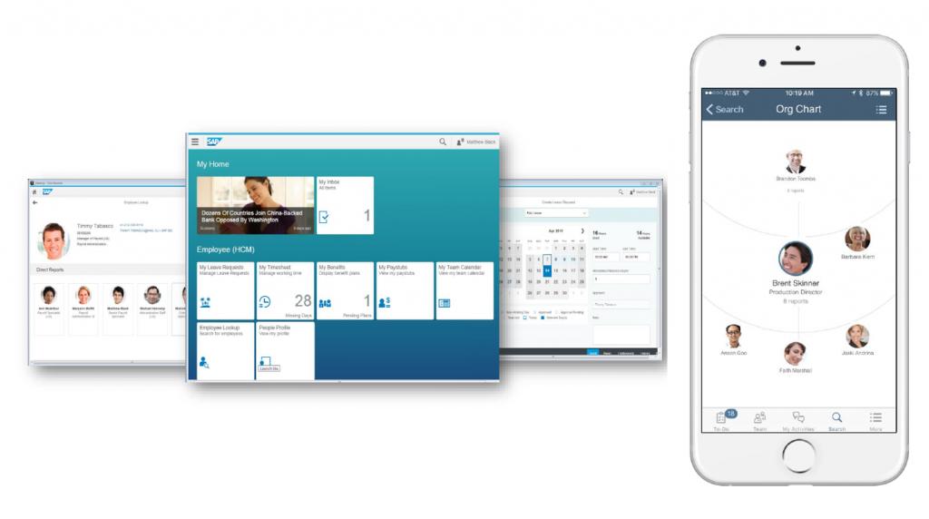 SAP SuccesssFactors - nowoczesny HCM/HR dla Twojej firmy.