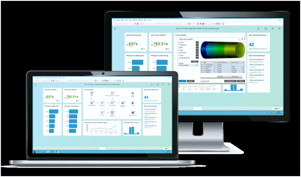 Sprzedaż, CRM (zarządzanie relacjami z klientami) i obsługa klienta w SAP Business One