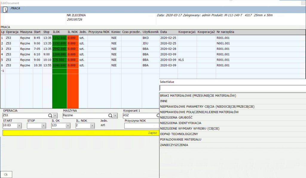 Kolektory mobilne SAKOL - integracja terminali mobilnych z SAP Business One