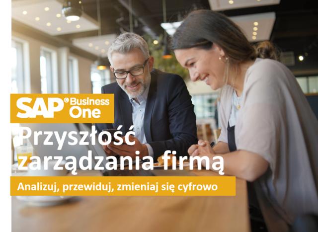 Webinar: SAP Business One – przyszłość zarządzania firmą
