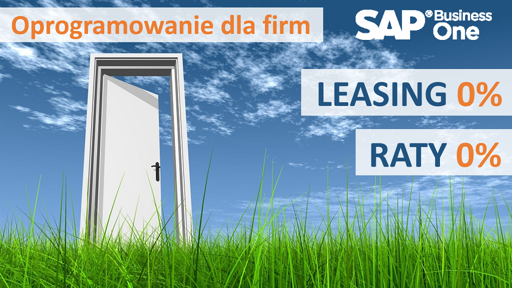 Promocja SAP Business One