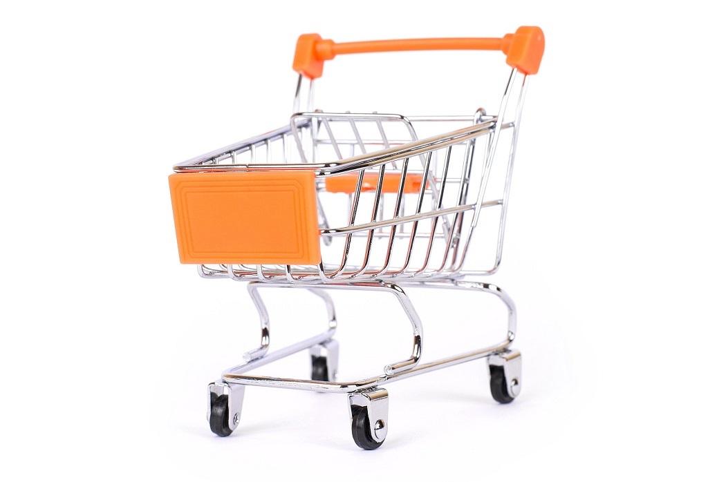 e-commerce sklep internetowy wózek