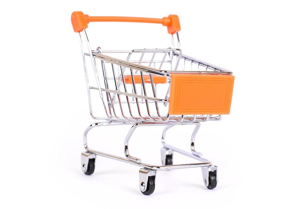 e-commerce wózek na zakupy online
