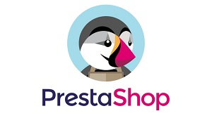 Prestashop e-commerce logo