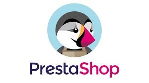 Prestashop e-commerce logo