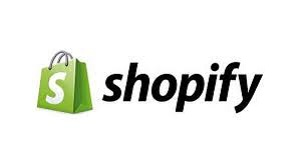 shopify e-commerce logo