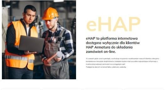 Platforma B2B – nowy kanał sprzedaży w HAP Armatura