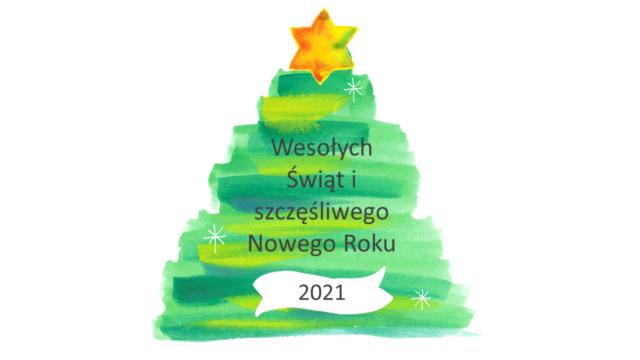 Zdrowych, pogodnych Świąt Bożego Narodzenia