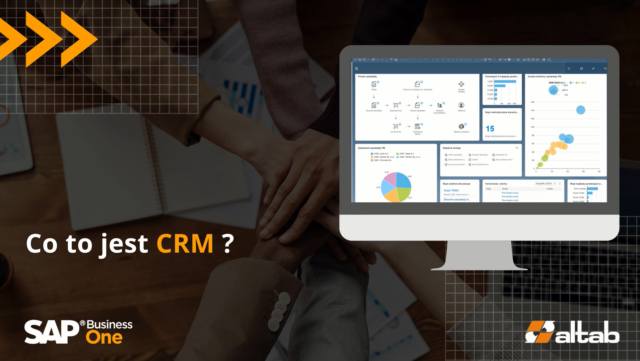 CRM – co to jest?