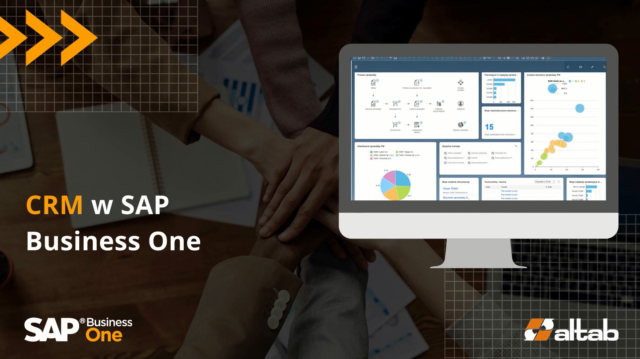 CRM w SAP Business One