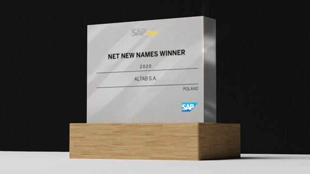 Jesteśmy najchętniej wybieranym Partnerem SAP Business One!