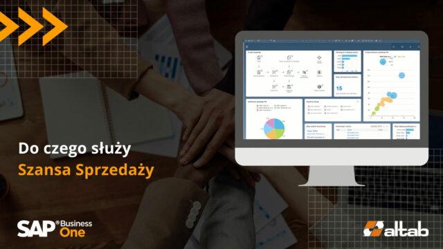 Prognozuj sprzedaż w SAP Business One