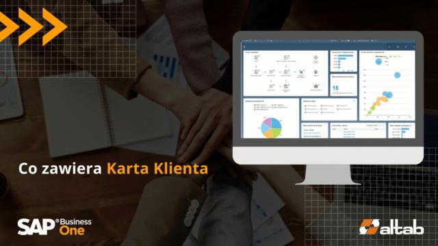 Klient, lead, dostawca – spójna Kartoteka w SAP Business One