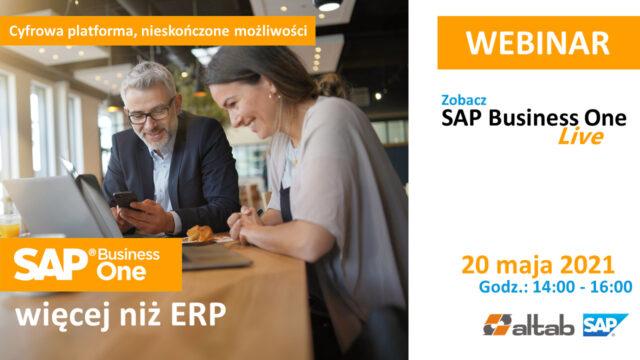 Przewiduj, wyprzedzaj, zarabiaj – stwórz własne centrum dowodzenia z SAP Business One!