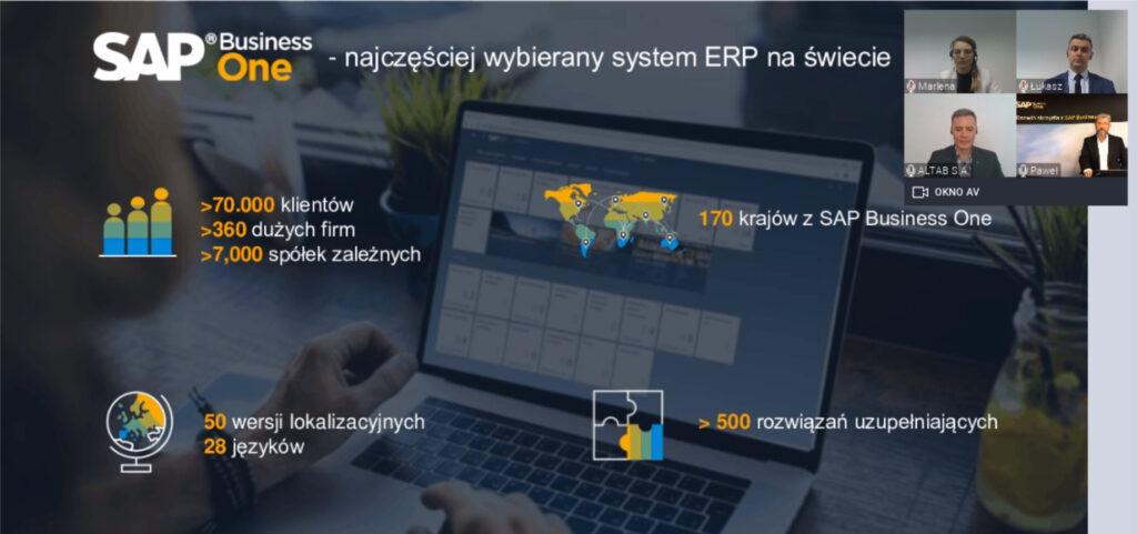 Usprawnienie pracy z SAP Business One