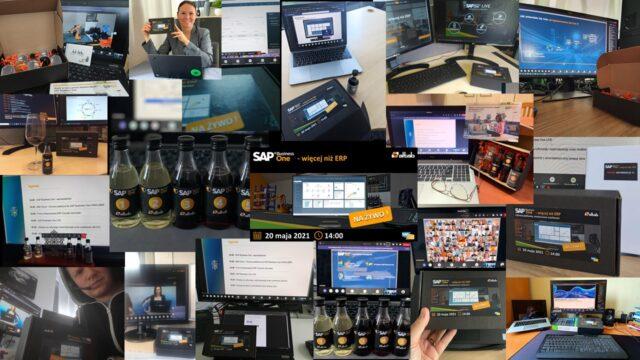 SAP Business One – więcej niż ERP – podsumowanie spotkania